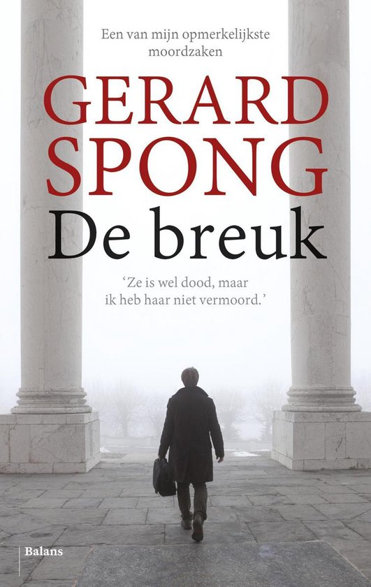 De breuk - Gerard Spong |