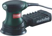 Metabo FSX 200 Intec - Excentrische schuurmachine - 240 Watt - Ø-schuuroppervlak 125 mm