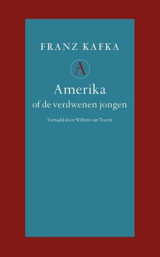 Amerika of de verdwenen jongen - Franz Kafka | Fthsonline.com