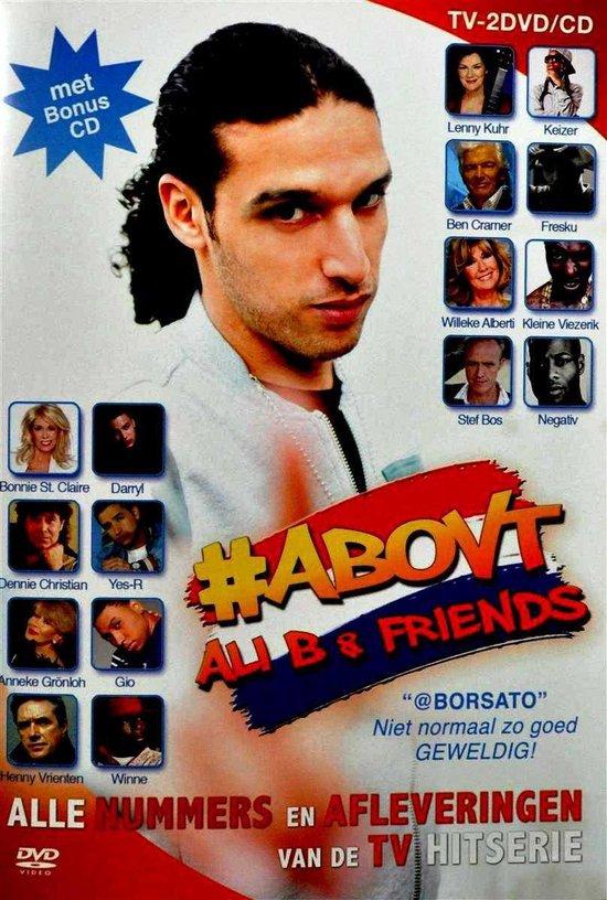 Cover van de film 'Ali B Op Volle Toeren'