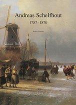 Boek cover Andreas schelfhout 1787-1870 eng./ned. van Laanstra
