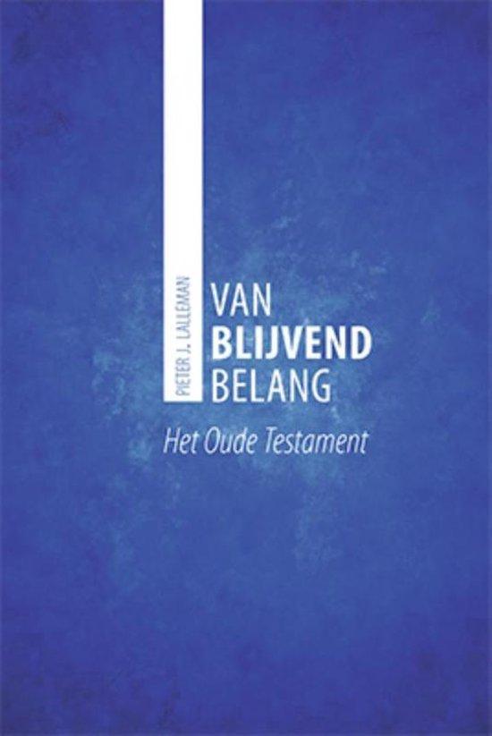 Van blijvend belang - Pieter Lalleman |