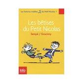 Les betises du Petit Nicolas (Histoires inedites 1)