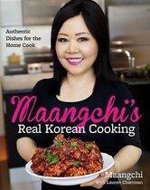 Omslag Maangchi's Real Korean Cooking