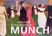 Postkartenbuch Edvard Munch