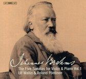 The Five Sonatas For Violin & Piano