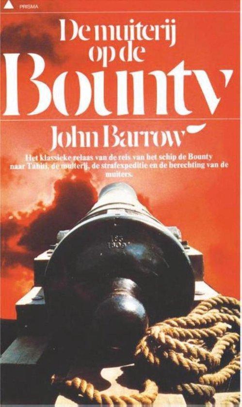 De muiterij op de Bounty - John Barrow |
