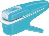 Harinacs Turquoise nietmachine zonder nietjes