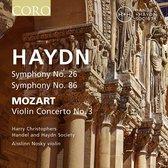 Haydn Symphonies Nos. 26 & 86