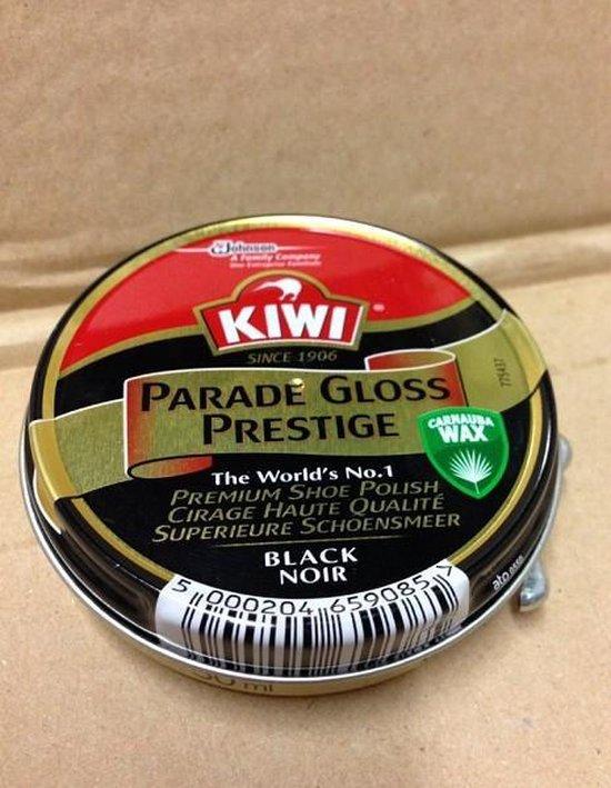 Kiwi Schoenpoets Prestige - Zwart