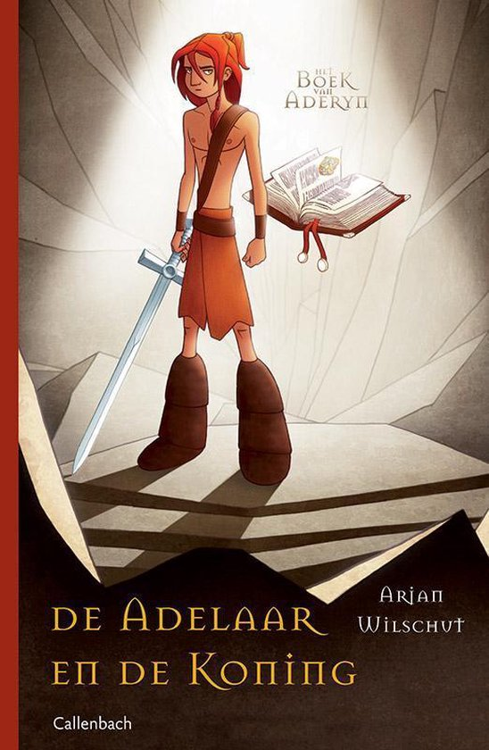 Het boek van Aderyn 1 -   De adelaar en de koning