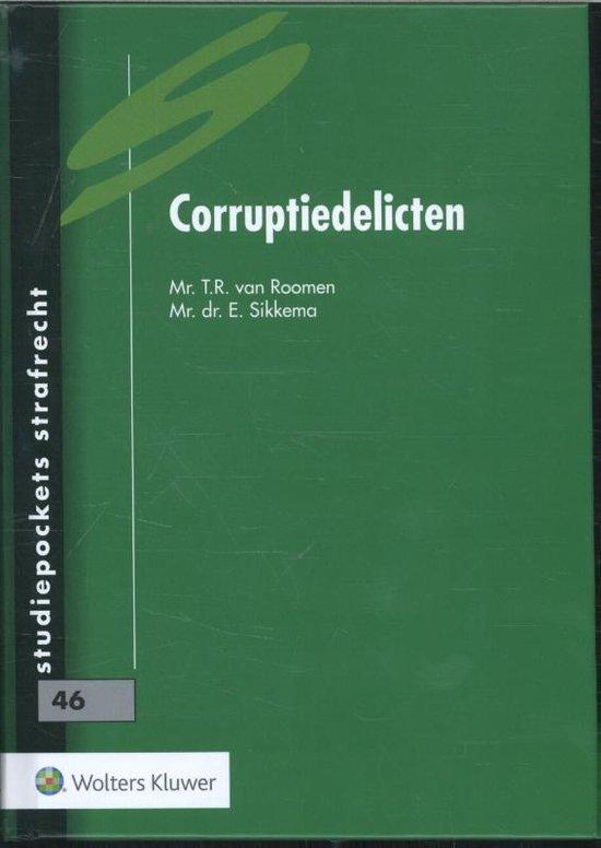 Corruptiedelicten - T.R. van Roomen |