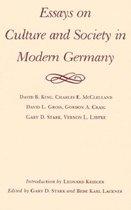 Essays on Cul Modern Germany