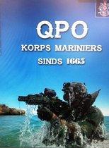 Boek cover QPO, Korps Mariniers sinds 1665 van