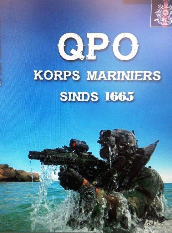 QPO, Korps Mariniers sinds 1665 - none |