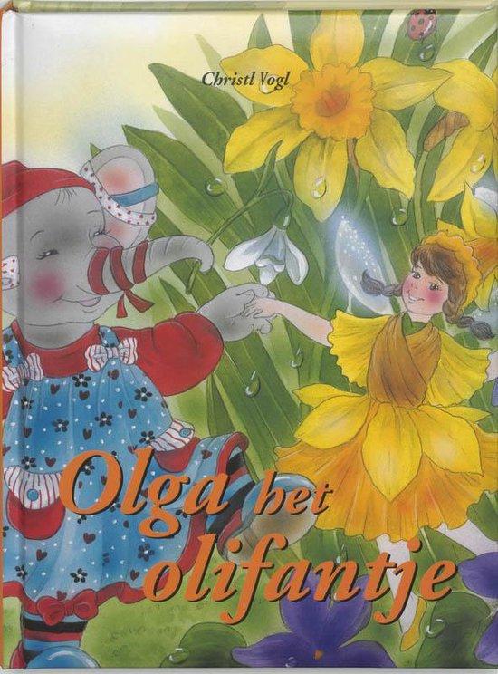 Olga Het Olifantje - Christl Vogl  