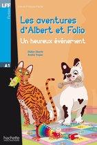 Albert et Folio A1 - Un heureux évènement (ebook)