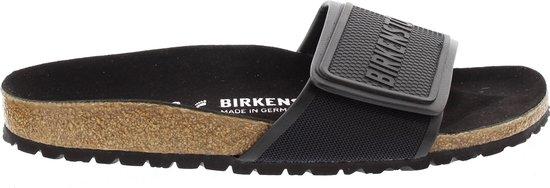 Birkenstock Tema Unisex Slippers Small fit - Black - Maat 42