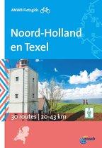 ANWB fietsgids 5 - Noord-Holland en Texel