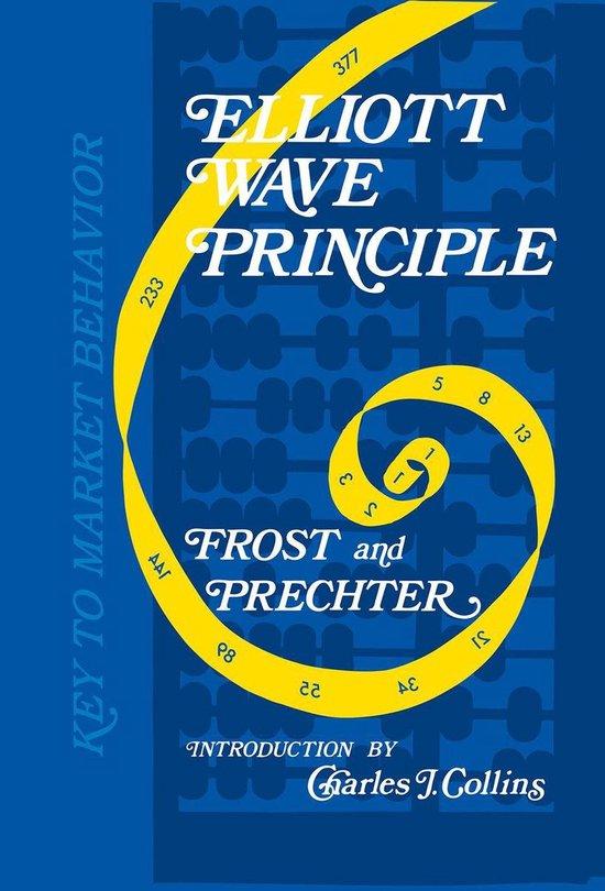Boek cover Elliott Wave Principle van A. J. Frost (Onbekend)