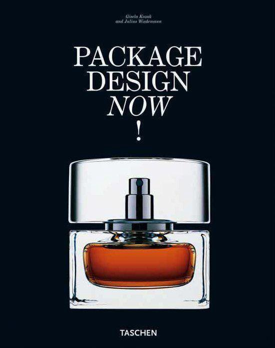 Cover van het boek 'Package Design Now!'