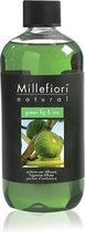 Millefiori Milano Natural navulling Green Fig & Iris 250 ml