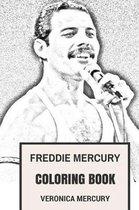 Afbeelding van Freddie Mercury Coloring Book