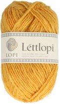 IJslandse breiwol Lettlopi - mimosa
