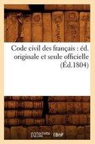 Code Civil Des Francais