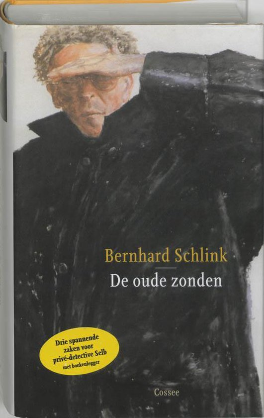 Boek cover De Oude Zonden van Bernhard Schlink (Hardcover)