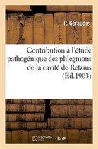 Contribution A l'Etude Pathogenique Des Phlegmons de la Cavite de Retzius