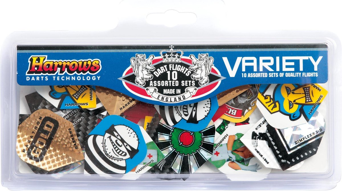 Harrows Flights Variety Pack