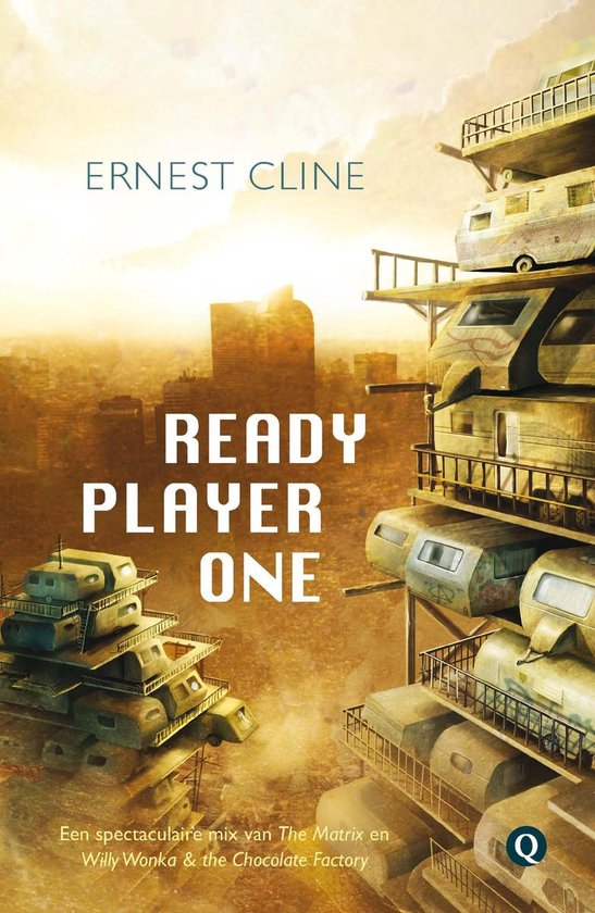 Ready player one - Ernest Cline |
