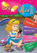 Girls 4 in 1