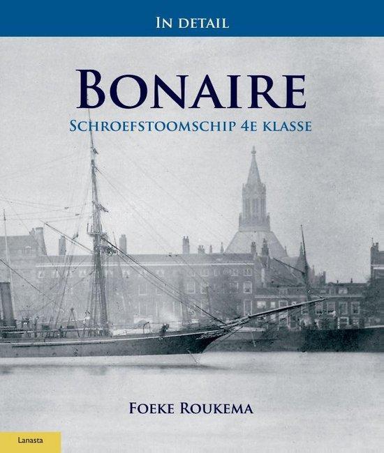 In detail 1 - In detail: Schroefstoomschip 4e klasse Bonaire - Foeke Roukema |
