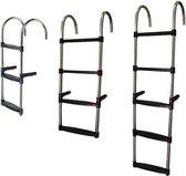 Lalizas Ladder RVS 4 Treden