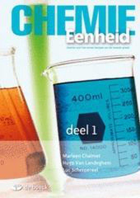 Afbeelding van Chemie eenheid 1 - leerboek
