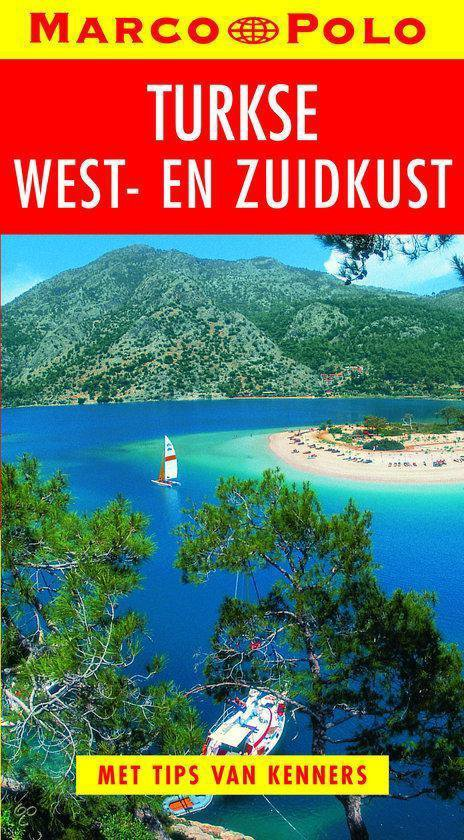 Marco Polo Reisgids Turkse West- En Zuidkust - P. Gabler   Readingchampions.org.uk