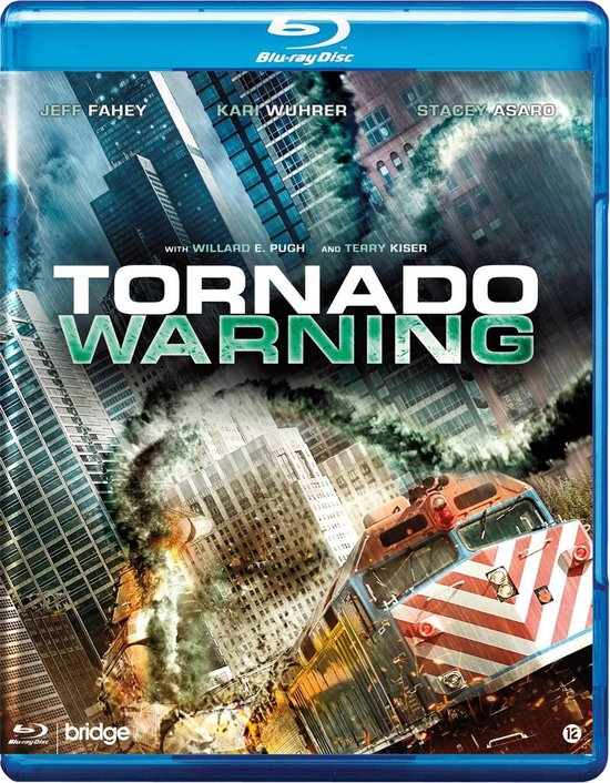 Cover van de film 'Tornado Warning'