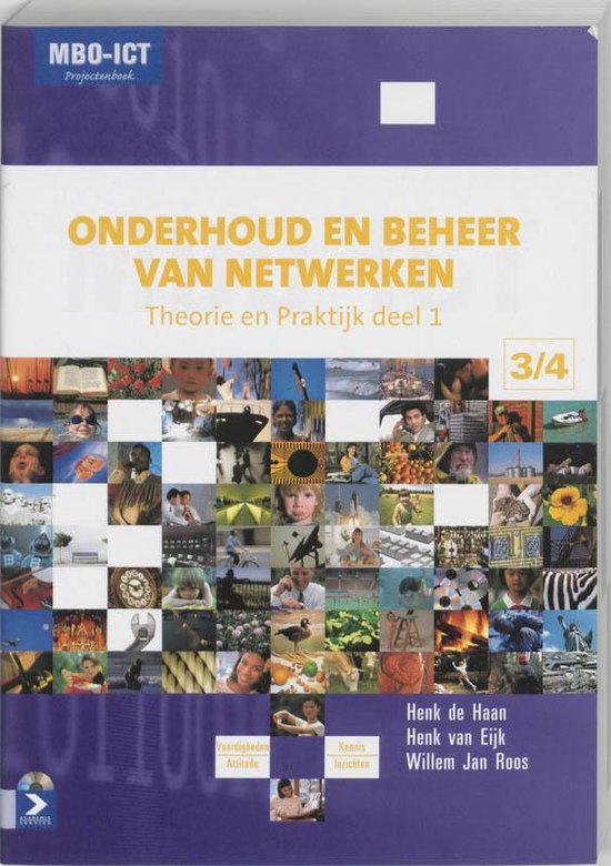 MBO-ICT competentiegericht Onderhoud en beheer van netwerken - Henk van Eijk   Fthsonline.com
