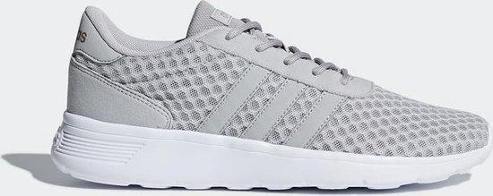 bol.com | adidas Lite Racer Sneakers Dames - Grijs