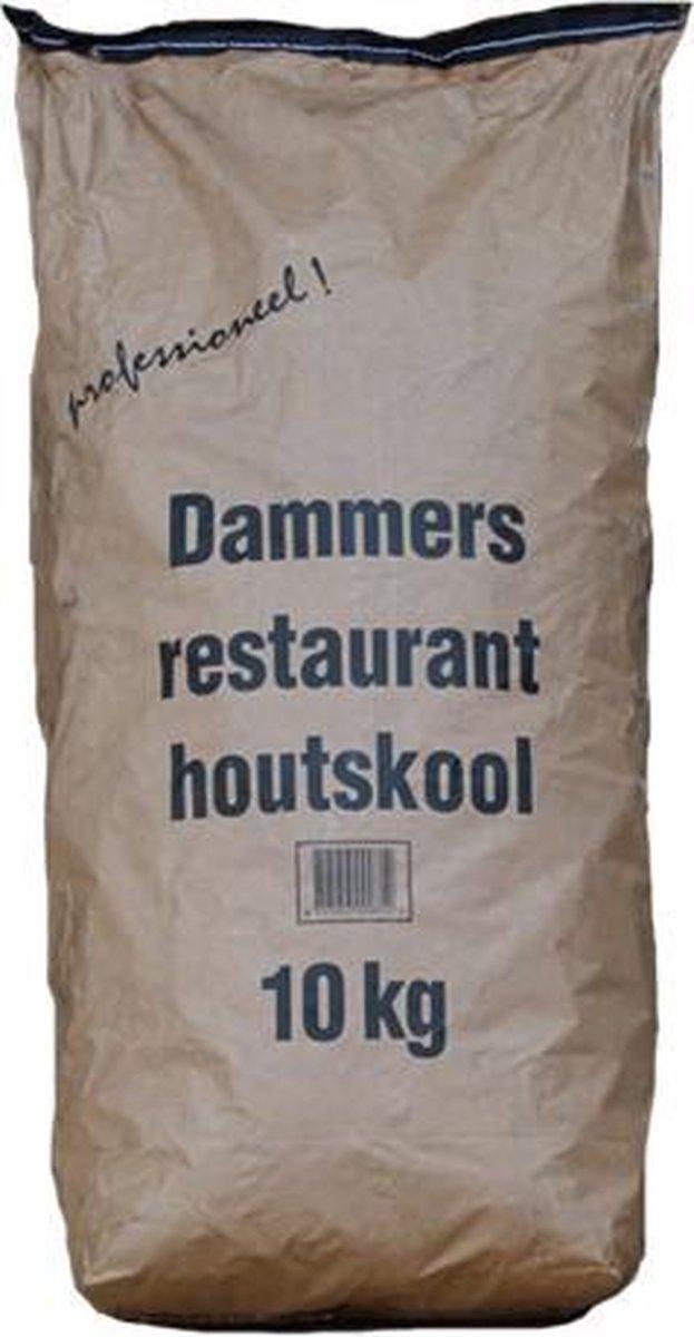 Dammers Barbecues Houtskool