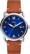 Fossil Zilverkleurig Mannen Horloge FS5325