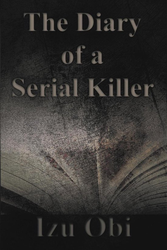 Omslag van The Diary of a Serial Killer