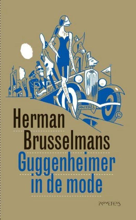 Guggenheimer in de mode - Herman Brusselmans |
