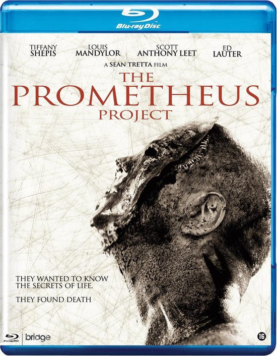 Cover van de film 'Prometheus Project'
