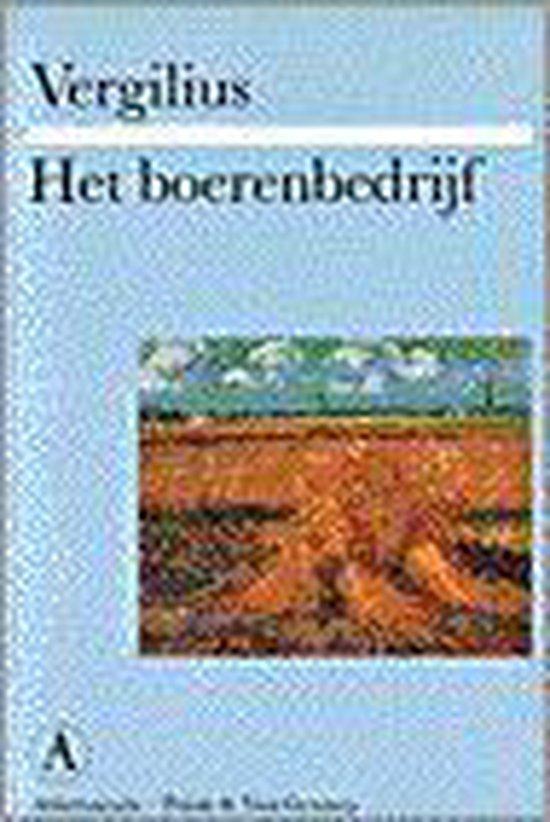 Baskerville- Het boerenbedrijf - Publius Virgilius Maro |