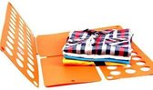 Kleding vouwplank Sheldon voor al je kleding en wasgoed Oranje