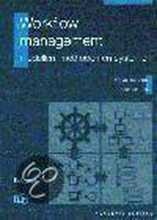 WORKFLOW MANAGEMENT MODELLEN METHODEN EN SYSTEMEN - Van Hee K.M. |
