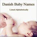 Danish Baby Names